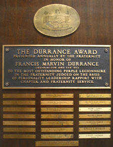 Awards_Durrance_Plaque